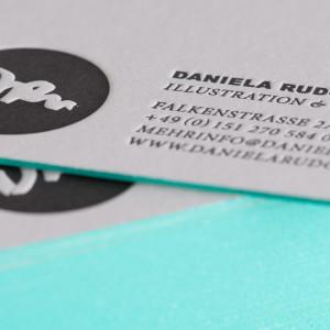 Letterpress Farbschnitt